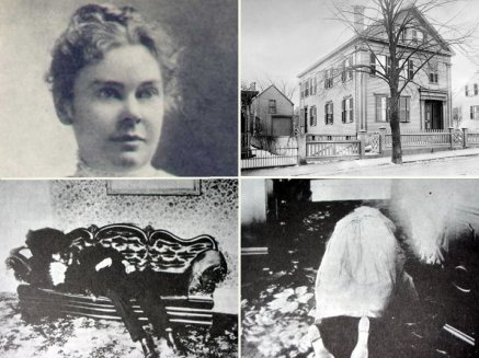Today's Trivia August 4, 1892: Lizzie Borden Murders