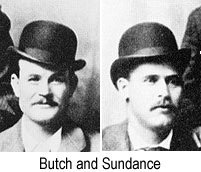 Today's Trivia November 6, 1908: Butch Cassidy and the Sundance Kid