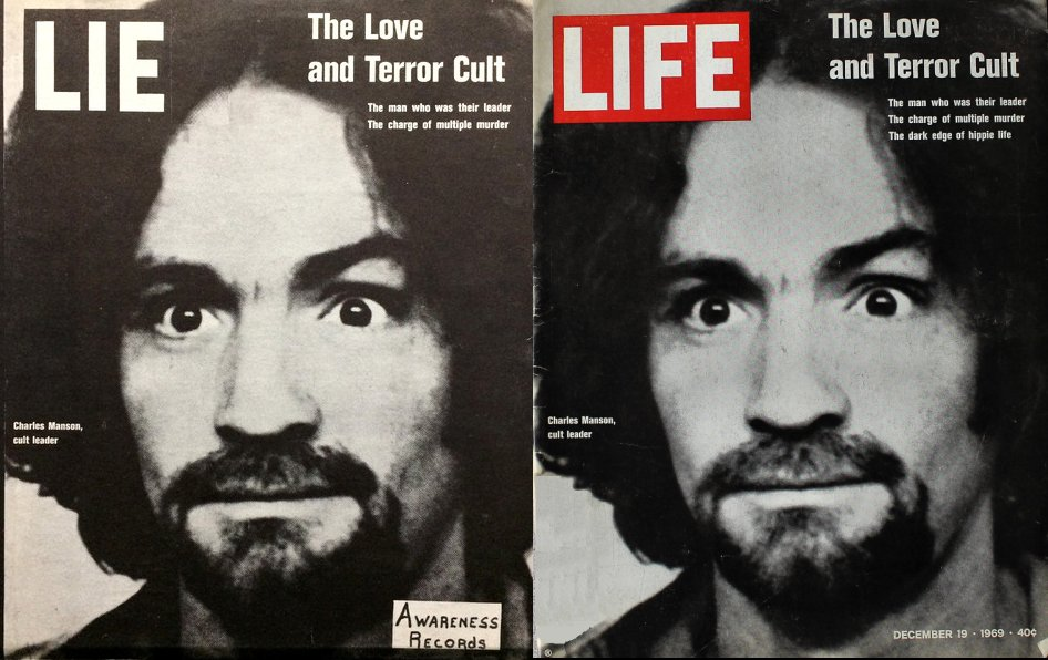 Today's Trivia March 6, 1970: Charles Manson