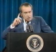 Today's Trivia November 17, 1973: I Am Not a Crook