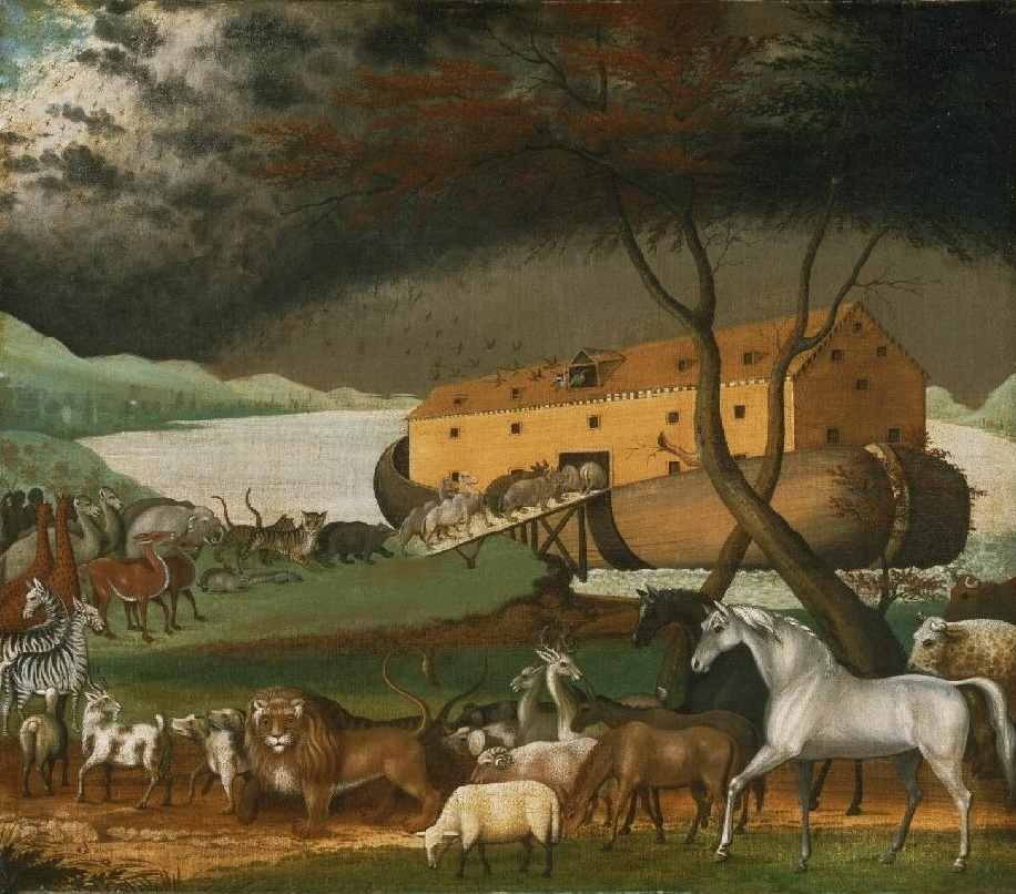 Today's Trivia May 5, 2348 B.C.: Noah's Ark