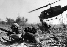 Today's Trivia October 31, 1968: Vietnam War